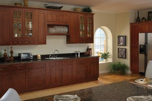 kitchen cabinets structures