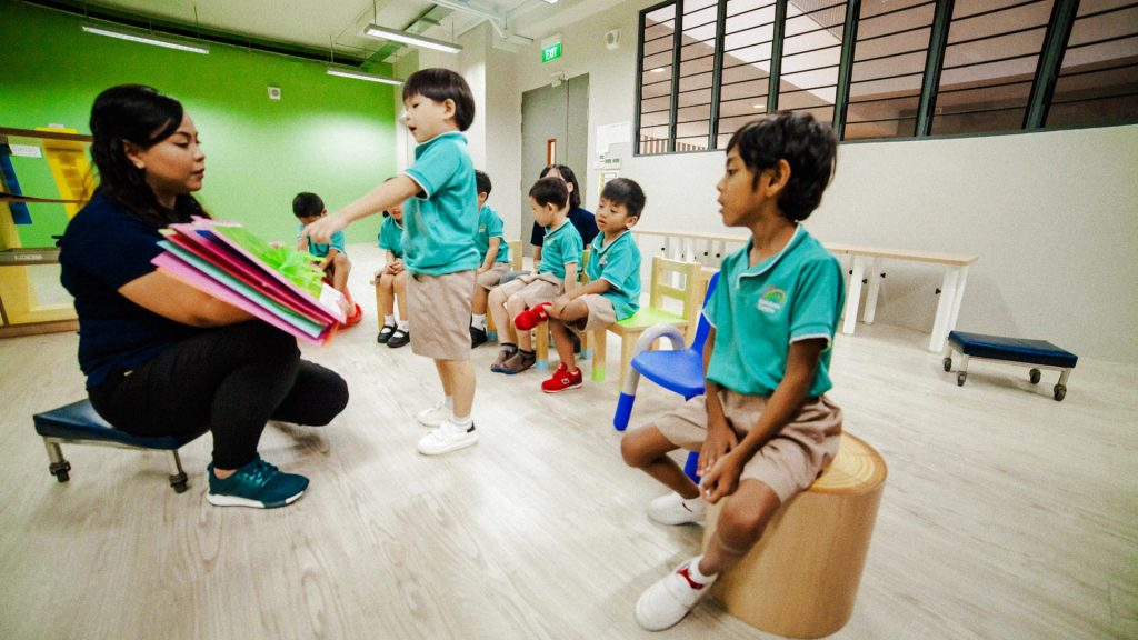 eipic school Singapore