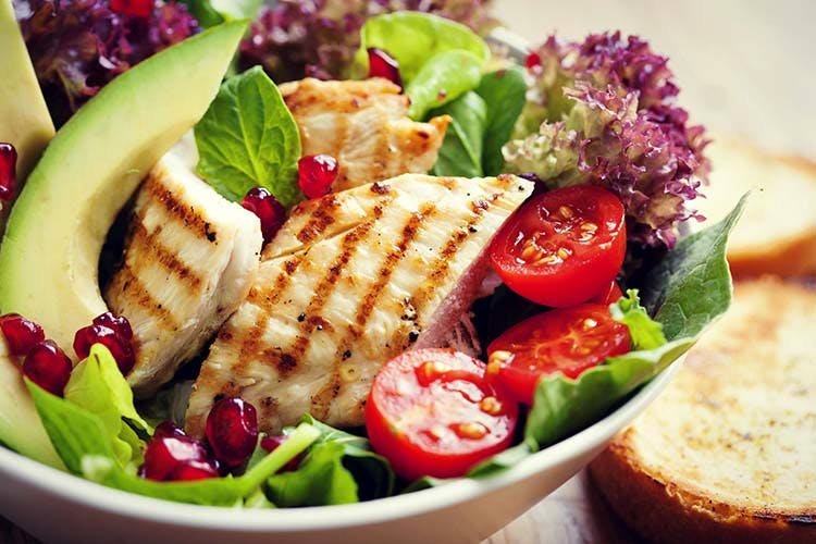 a healthy food diet