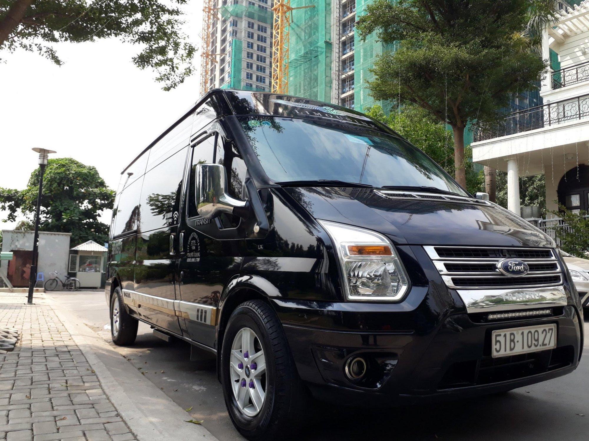 Vietnam Limousine service